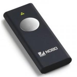 Nobo P1 Point Laser Pointer Ergonomic with CR2032 Batteries Ref 1902388