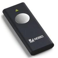 Nobo P1 Point Laser Pointer Ergonomic with CR2032 Batteries Ref 1902388