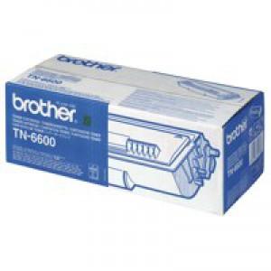 Brother Laser Toner Cartridge Black Code TN6600