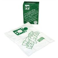 Numatic Replacement Bags Hepa-Flo for Vacuum Cleaners Henry and James Ref NVM1C [Pack 10]