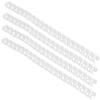 GBC Binding Wire Elements 34 Loop 14.3mm White Pack 100 Code RG810970