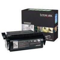 Lexmark Optra T 610 Return Programme Toner Black 12A5840