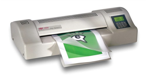 GBC HeatSeal Pro 3500 A3 Laminator Office up to 600 micron 14kg W586xD266xH133mm Ref 1700320