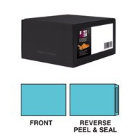 Vibrant Wallet Envelope C4 229x324MM Superseal Pacific Blue 120GSM Boxed 250