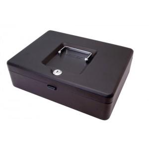Cash Box 12in Black