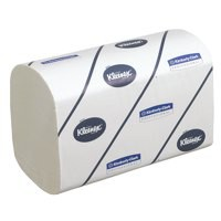 Kleenex Ultra Hand Towels Sleeve of 124 Towels 315x215mm Ref 6778 [Pack 15 Sleeves]