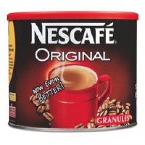Nescafe Original Instant Coffee Granules Tin 500g Ref 12081372