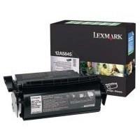 Lexmark Optra T 610 Return Programme High Yield Toner Black 12A5845