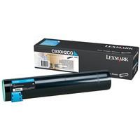 Lexmark H/Y C930H2CG Cyan Toner