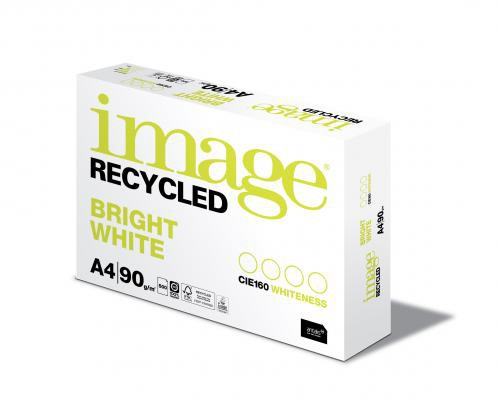 Image Recycled High White 100%Recycled A3 420X297mm 80Gm2 Pack 500