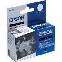 Epson Inkjet Cartridge Stylus 480 Black 10ml T013 C13T013401