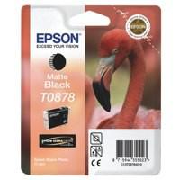 Epson T0878 Matte Black Inkjet Cartridge
