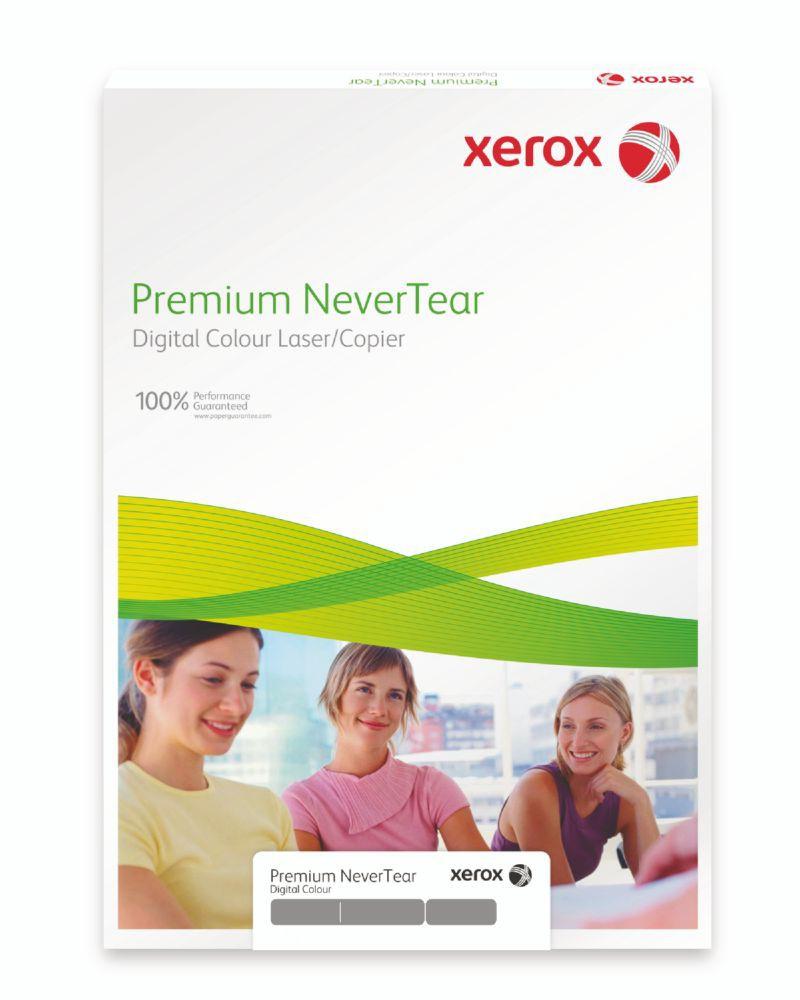 Xerox Premium Never Tear Clear Cling Film 53Mic SRA3 320X450mm Pack 50 007R92057