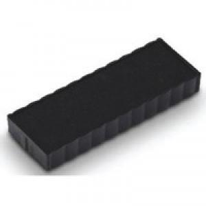 Trodat T2/4817 Refill Ink Cartridge Pad Black Ref 81645 [Pack 2]