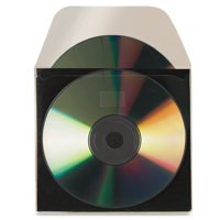 3L Self-Adhesive CD Pocket with Protective Inlay Pack of 10 10246