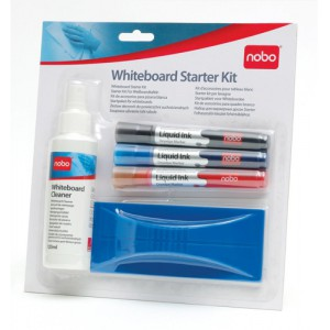 Nobo Whiteboard Starter Kit Code 3443886