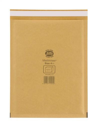 Jiffy Mailmiser Gold 4 Internal 240x320mm External 270x335mm