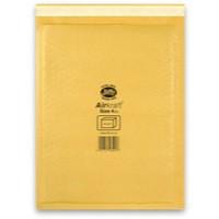 Jiffy Airkraft Bubble Bag Envelopes No.4 Gold 230x320mm Ref JL-GO-4 [Pack 50]