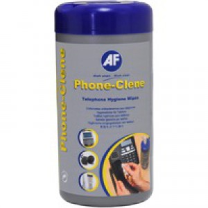 AF Phone Clene Wipes Tub of 100 APHC100T