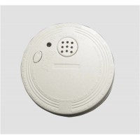 Image for Eurosonic Smoke Alarm Battery-operated Alarm Test Button Low Charge Warning Ref ES120 [Pack 3]