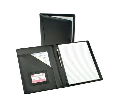 Portfolio Leather W245xH320mm Black