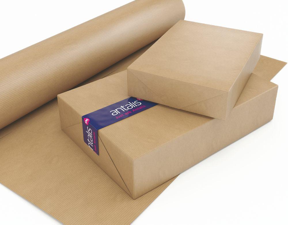 Masterline Imitation Kraft Roll 70gsm 500mm x 300m