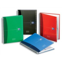 Image for Oxford Office Address Book Wirebound Hardback 144pp 90gsm A5 Ref 100101258