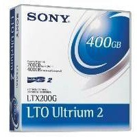 Sony LTO2/Ultrium2 Data Cartridge 200/400Gb LTX200GN