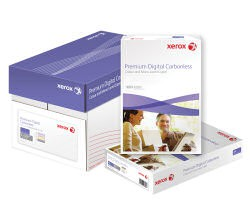 Xerox Premium Digital Carbonless CFB White A4 210X297mm 80Gm2 FSC4 Pack 500 003R99070