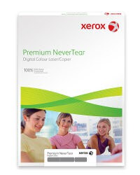 Xerox Premium Never Tear 145Micron A3X100 A3 297X420mm Pack 100 003R98053