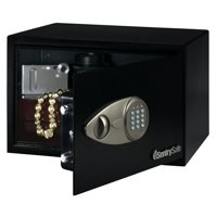 Sentry X105 Security Safe Electronic Lock 4mm Door 2mm Walls 30.1 Litre 13.2kg W430xD370xH225mm Ref X105