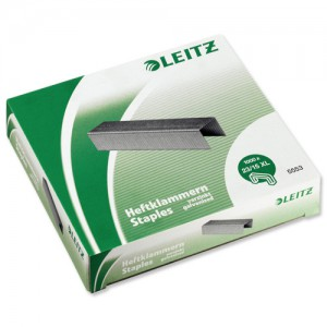 Leitz Staples 23/15 XL Box 1000 557900