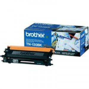 Brother Laser Toner Cartridge Page Life 2500pp Black Ref TN130BK