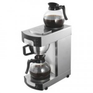 Burco Coffee Maker Manual Fill Filter Capacity 1.7 litre Stainless Steel