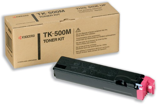 Kyocera Toner Cartridge Magenta TK500M