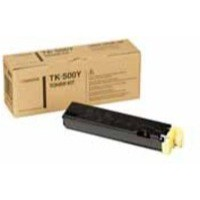 Kyocera FS-C5016N Toner Cartridge 8000 Pages Yellow TK-500Y