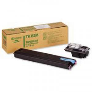 Kyocera Toner Cartridge Magenta TK82M