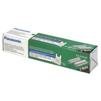 Panasonic Fax Ink Film Page Life 140pp Black Ref KXFA54X [Pack 2]