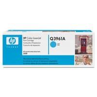 Hewlett Packard [HP] No. 122A Laser Toner Cartridge Page Life 4000pp Cyan Ref Q3961A