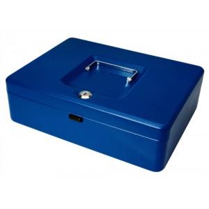 Cash Box 12in Blue