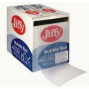 Jiffy Bubble Wrap Dispenser Box for Packing Wrap Size 300mmx50m Ref 43006