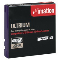 Imation LTO2/Ultrium2 200/400Gb Data Cartridge i16598