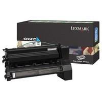 Lexmark C750 Return Programme Toner Cartridge Cyan 6K Yield 10B041C
