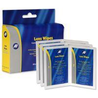 AF Lens Wipes Wet/Dry Sachets XLNC010