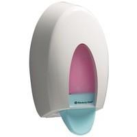 Aqua Ripple Hand Cleanser Dispenser Metal 6976