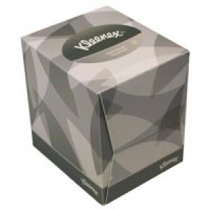 Kleenex Facial Tissues Box 2 ply 90 Sheets Ref 8834/8839 [Pack 12]