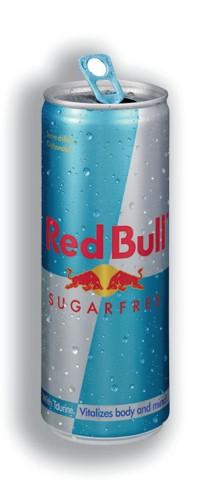 Red Bull Energy Drink Sugar-free 250ml Ref RB2826 [Pack 24]