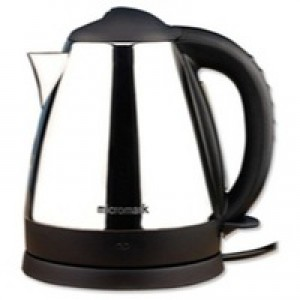 Kettle Cordless 3000W 1.7 Litre Stainless Steel