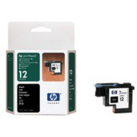 Hewlett Packard No12 Print Head Black C5023A
