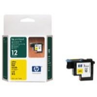 Hewlett Packard No12 Print Head Yellow C5026A